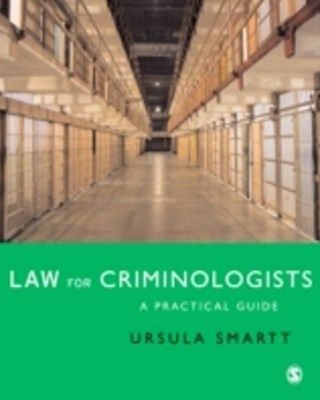 Law for Criminologists
