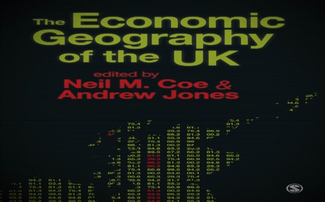 Economic Geography of the UK