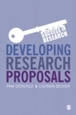 (ebook) Developing Research Proposals
