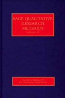 SAGE Qualitative Research Methods