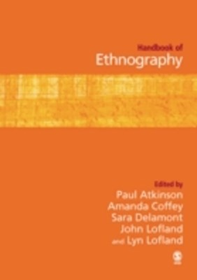Handbook of Ethnography
