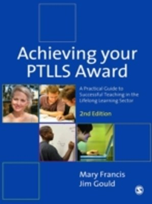 (ebook) Achieving Your PTLLS Award