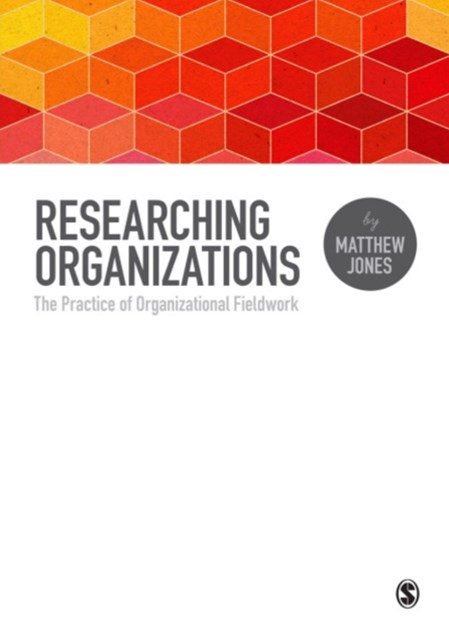 (ebook) Researching Organizations