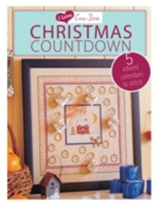 I Love Cross Stitch Christmas Countdown