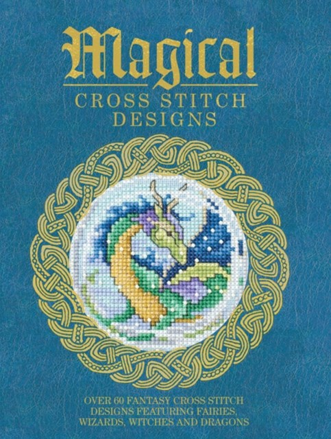 (ebook) Magical Cross Stitch Designs