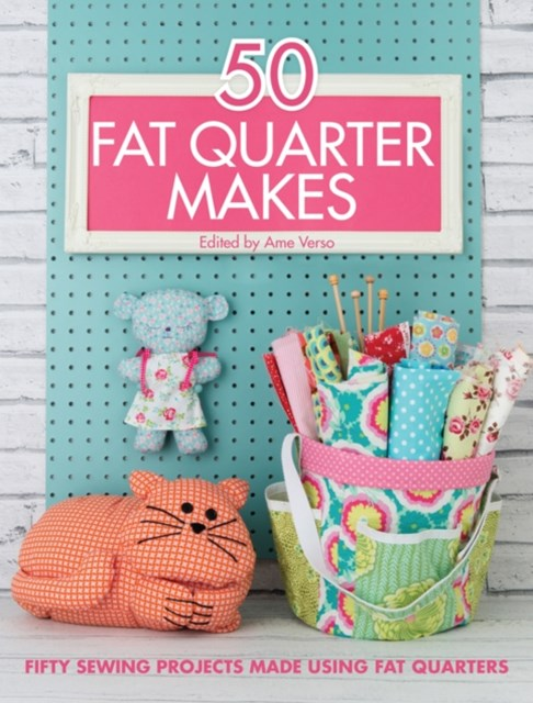 (ebook) 50 Fat Quarter Makes