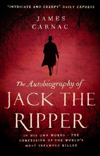 (ebook) The Autobiography of Jack the Ripper