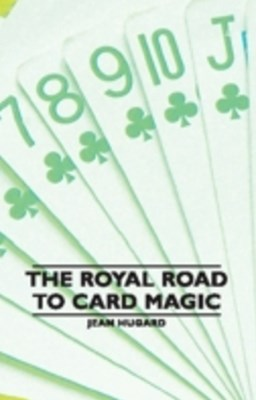 (ebook) Royal Road to Card Magic