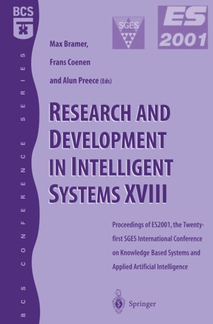 Research and Development in Intelligent Systems XVIII