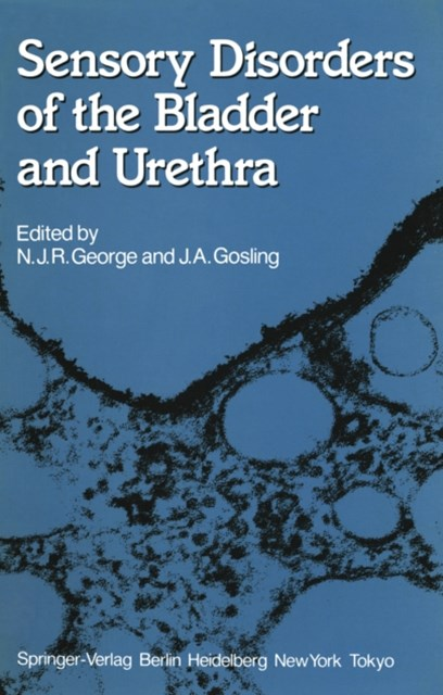 (ebook) Sensory Disorders of the Bladder and Urethra