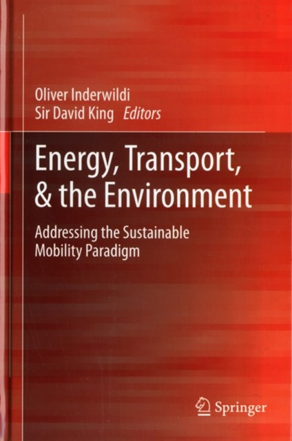Energy, Transport, and the Environment
