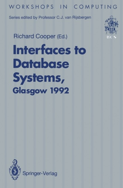 Interfaces to Database Systems (IDS92)