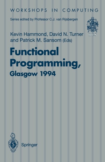 Functional Programming, Glasgow 1994