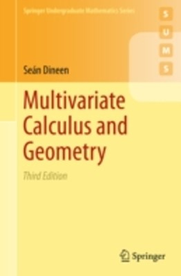 (ebook) Multivariate Calculus and Geometry