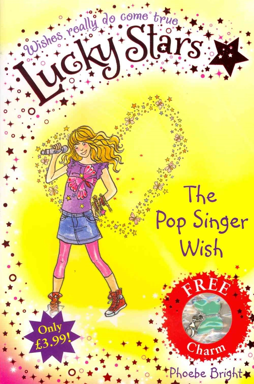 The Pop Singer Wish: Lucky Stars 3
