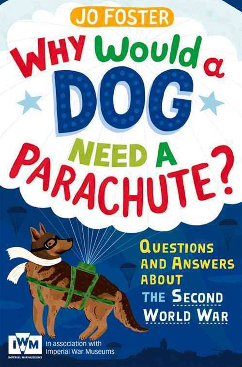 Why Would A Dog Need A Parachute?
