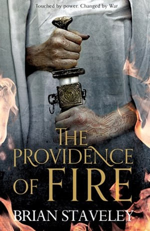 The Providence of Fire: Chronicle of the Unhewn Throne 2