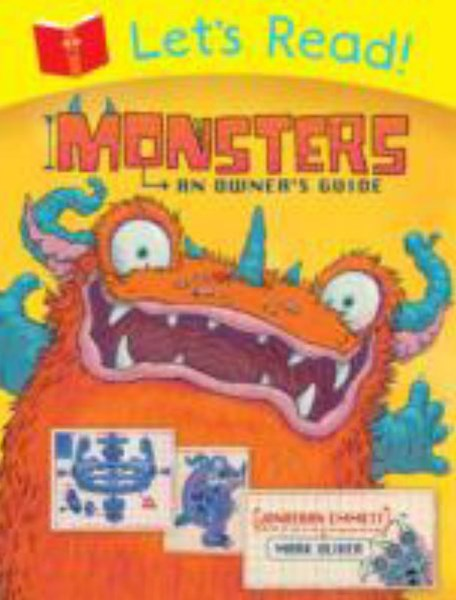Let's Read! Monsters