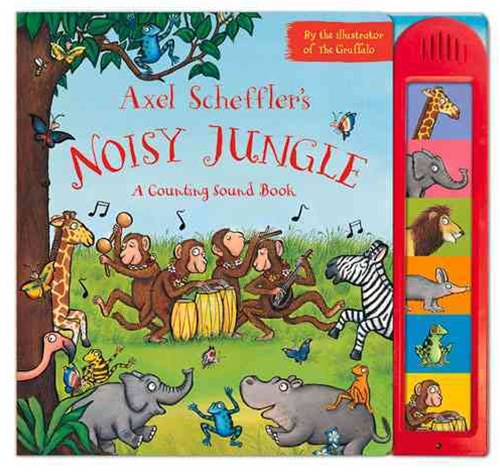 Axel Scheffler's Noisy Jungle
