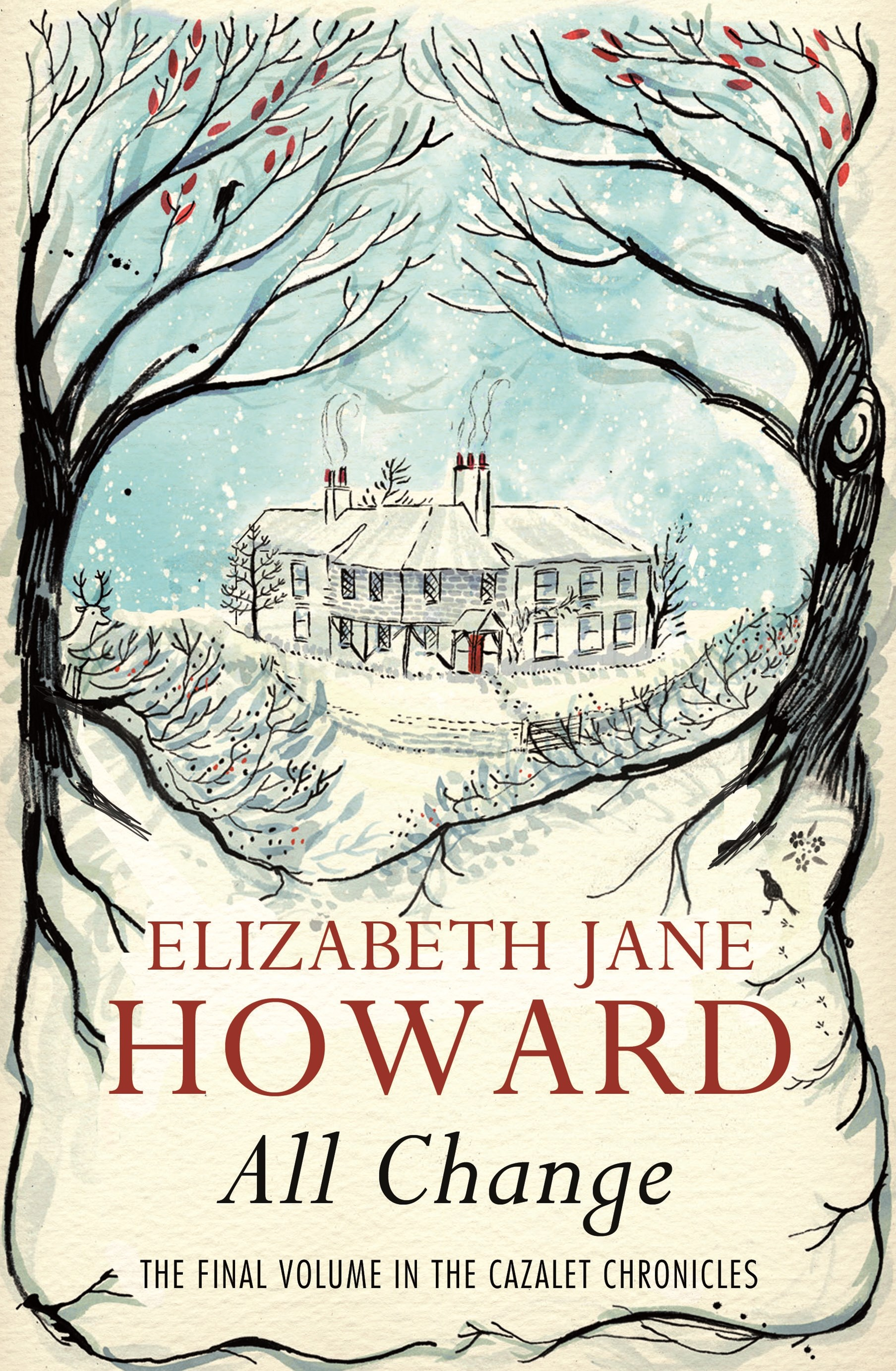 All Change: The Cazalet Chronicles 5