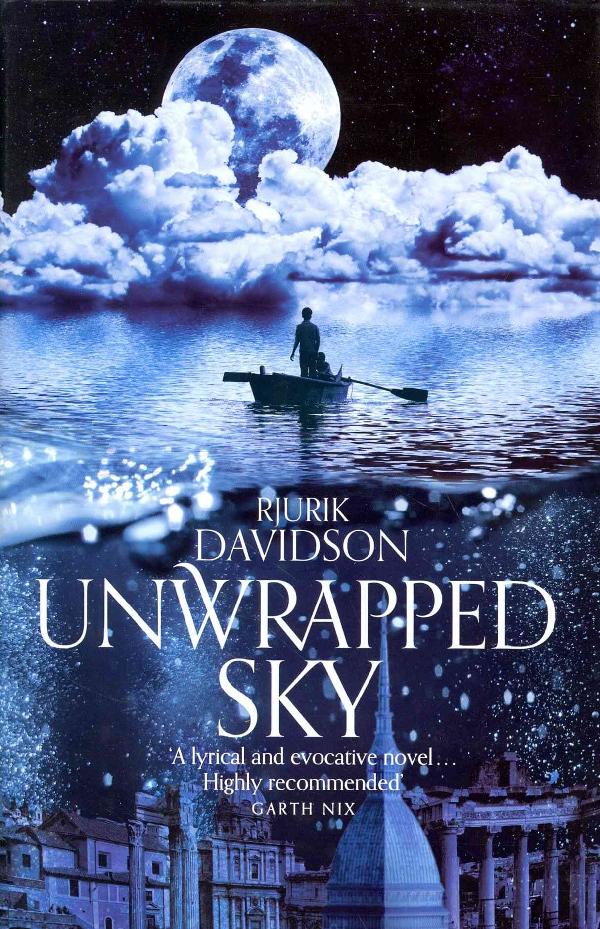 Unwrapped Sky: A Caeli-Amur Novel 1