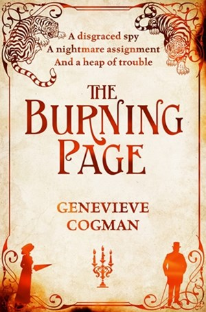 The Burning Page: The Invisible Library 3