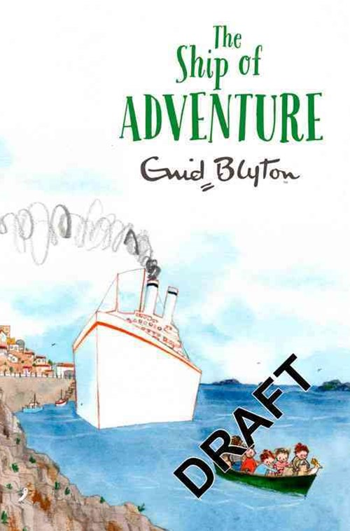 The Ship of Adventure: The Adventure Series 6