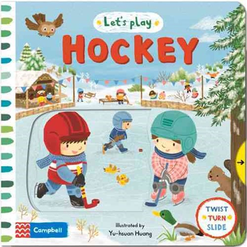 Let's Play... Hockey