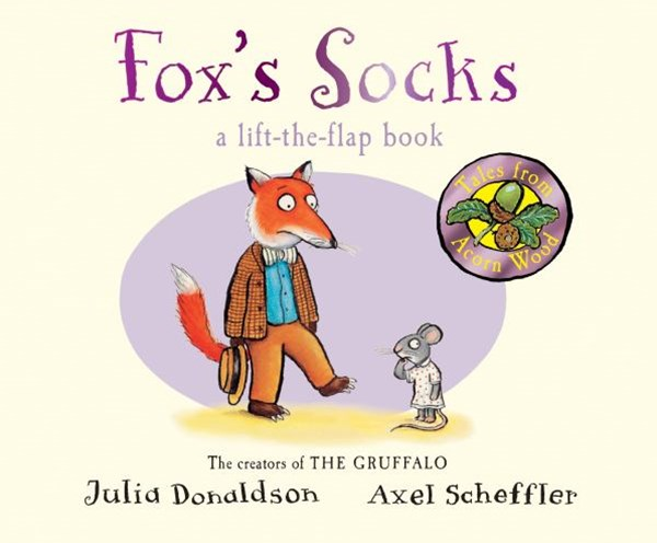 Tales from Acorn Wood: Fox's Socks 15th Anniv Ed