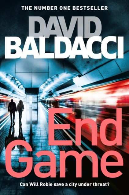 End Game: Will Robie Series Book 5