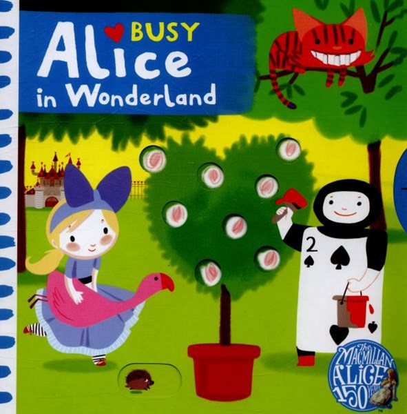 Busy Alice