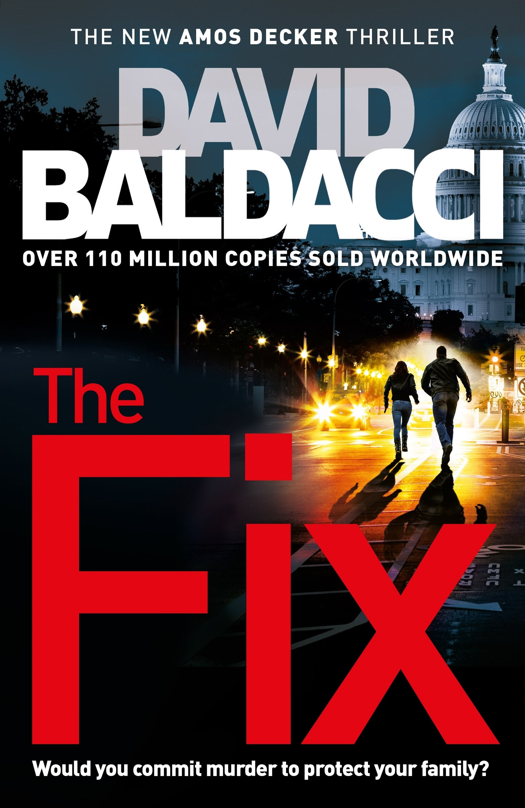 The Fix (Amos Decker, Book 3)