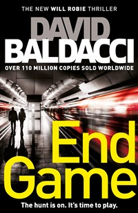 End Game (Book 5, Will Robie)
