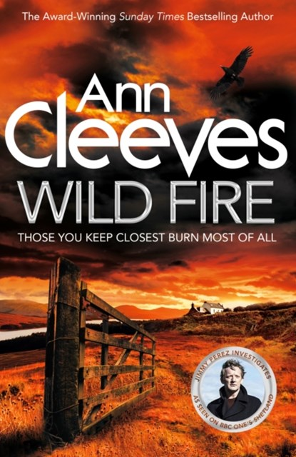 Wild Fire: The Shetland Series 8