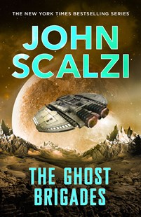 The Ghost Brigades: Old Man's War Book 2 by John Scalzi, Gary Blythe (9781447295389) - PaperBack - Science Fiction