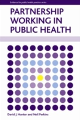 (ebook) Partnership working in public health