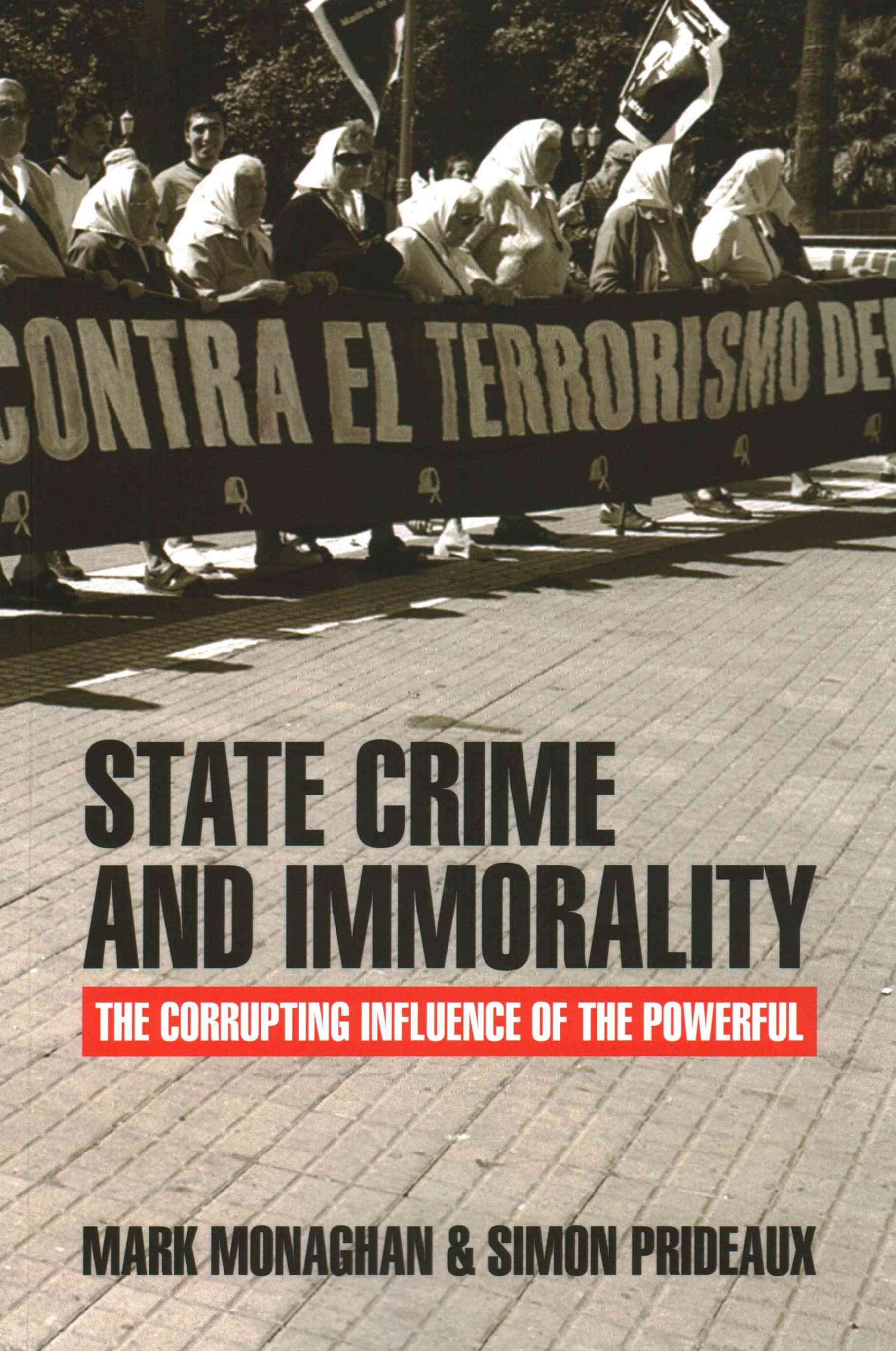 State crime and immorality