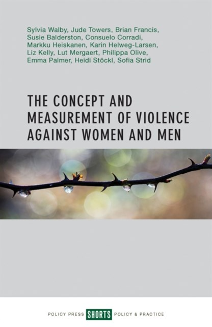 (ebook) concept and measurement of violence