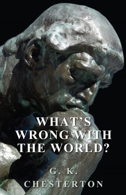 (ebook) What's Wrong with the World?