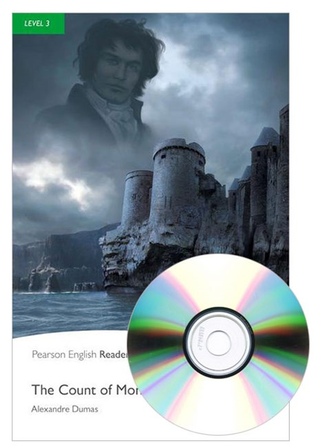 Pearson English Readers Level 3: The Count of Monte Cristo (Book + CD)