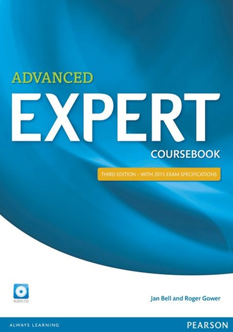 Expert Advanced Coursebook with CD