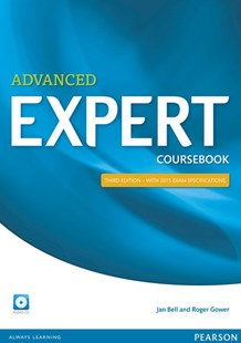 Expert Advanced Coursebook with CD by Bell, Gower, Roger Gower (9781447961987) - Multiple-item retail product - Language English