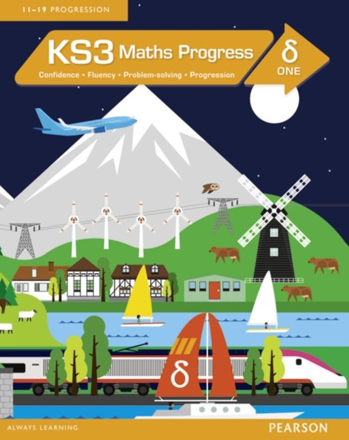KS3 Maths Progress: Student Book