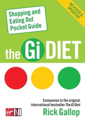 The Gi Diet Shopping and Eating Out Pocket Guide