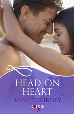 Head-On Heart: A Rouge Erotic Romance