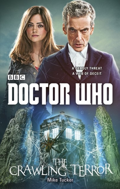 (ebook) Doctor Who: The Crawling Terror (12th Doctor novel)