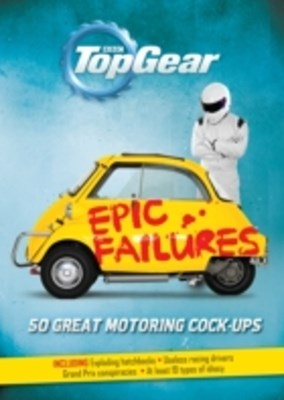 (ebook) Top Gear: Epic Failures