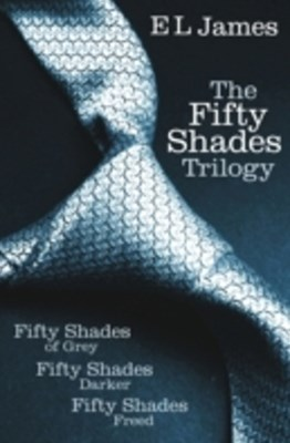 (ebook) Fifty Shades Trilogy: Fifty Shades of Grey / Fifty Shades Darker / Fifty Shades Freed