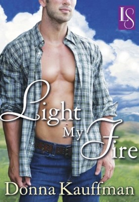 (ebook) Light My Fire (Loveswept)