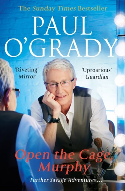 (ebook) Open the Cage, Murphy!